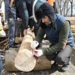 纪的技术建造木屋